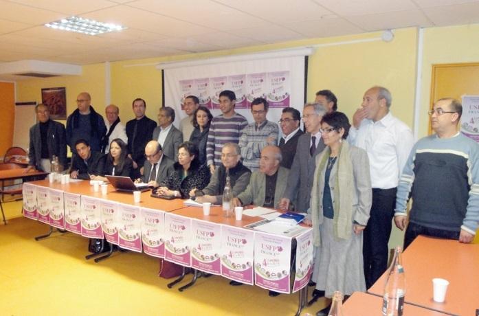 Union socialiste des forces populaires, Secrétariat provincial-France : Déclaration finale