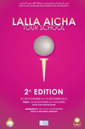 Deuxième édition de Lalla Aïcha Tour School