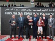 Le cheval Billabong remporte le Grand Prix SM Mohammed VI