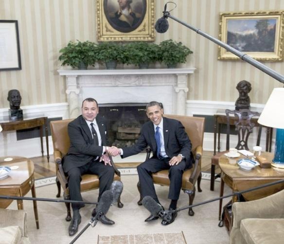 Communiqué conjoint entre les Etats-Unis d'Amérique et le Maroc