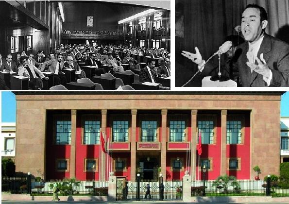 Pour la vérité et pour l'histoire Mehdi Ben Barka est le premier président du Parlement marocain
