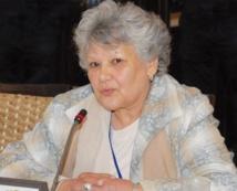 La militante  Zhour Alaoui Mdaghri n'est plus
