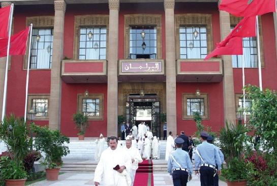 S.M le Roi Mohammed VI : Nous appelons à ce qu'il soit fait preuve de célérité pour l'adoption des lois organiques