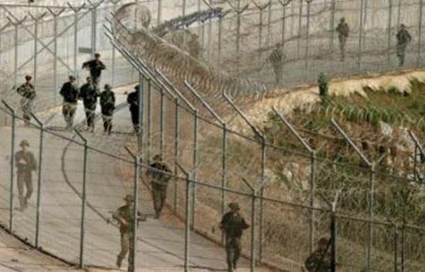 Le nombre de migrants irréguliers ayant pris d'assaut Mellilia aurait augmenté de 87%