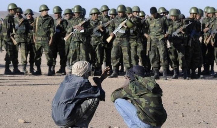 Ould Bouhali ordonne de tirer sur tous les Sahraouis qui tentent de fuir les camps