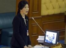 Les opposants au gouvernement thaïlandais paralysent plusieurs ministères