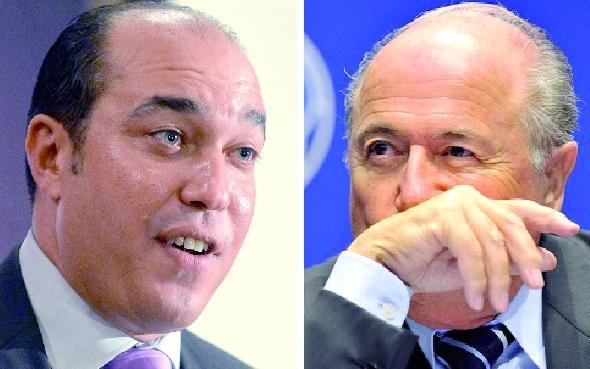 Mohamed Ouzzine ne pige que dalle aux réglements de la FIFA