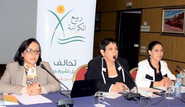 Violences contre les femmes : Le mouvement féminin rejette la loi de Bassima Haqqaoui