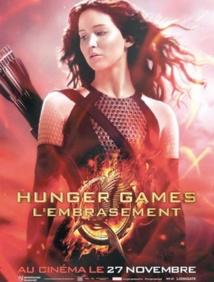 """""""Hunger Games 2"""" enflamme le box-office américain avec une performance historique"""