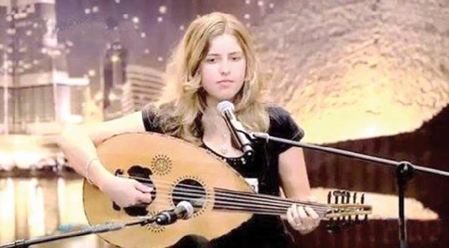 L'extraordinaire prestation de Jennifer Grout au «Arabs'got talent»