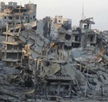 L'armée syrienne s'acharne sur le pays