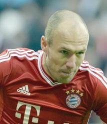 Robben, l'homme en forme du Bayern