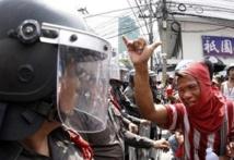 La Thaïlande sous haute tension