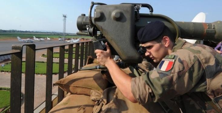 Opération militaire française en vue en Centrafrique