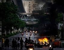 Apaisement de la situation en Thaïlande
