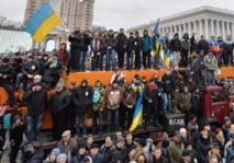 Mise en garde du pouvoir en Ukraine à l'opposition