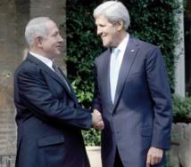 Kerry tente de relancer le processus de paix au Moyen-Orient