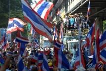 Trêve royale précaire en Thaïlande