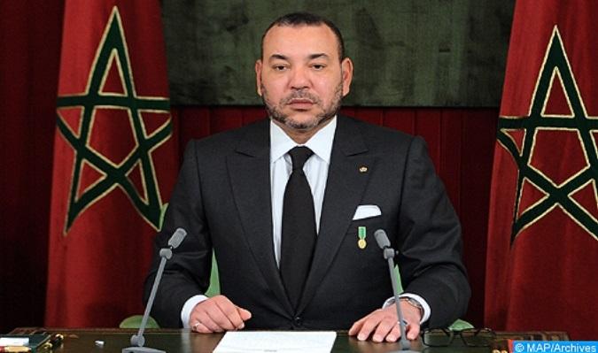 S.M le Roi exprime la préoccupation du Maroc et des pays islamiques