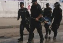Deux éléments des forces de l'ordre blessés à Tanger
