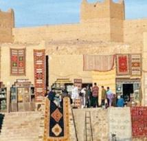 Des producteurs et cinéastes internationaux aux studios cinématographiques d'Ouarzazate