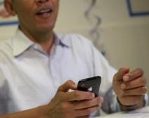Insolite : Obama n'a pas droit à un iPhone