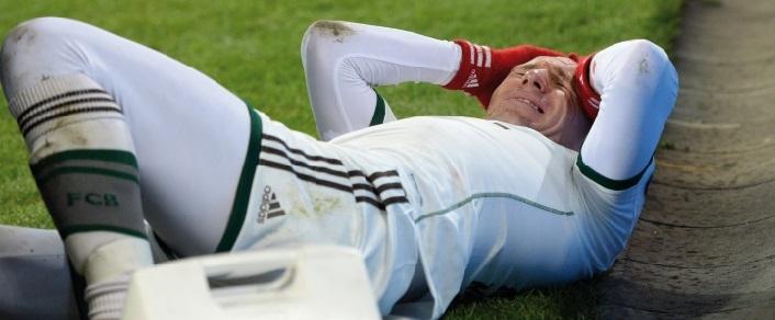 Le forfait de Robben
