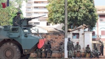 Déploiement des forces françaises à Bangui
