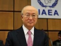 Les contrôleurs de l'AIEA inspectent des sites atomiques en Iran