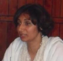 Wafae Gamrani, présidente de l'Alliance franco-marocaine d'Essaouira, dans une lettre à François Hollande