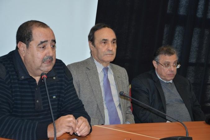 """Table ronde organisée par l'USFP :""""La Compensation, réformes et perspectives"""""""