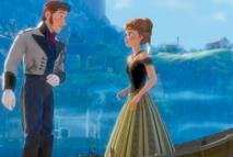 """""""La reine des neiges"""", en tête du box-office américain"""