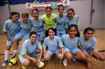 Les joueuses de futsal brisent les tabous pour imposer ce sport au Liban