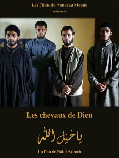 """Projection à Strasbourg des """"Chevaux de Dieu"""" de Nabil Ayouche"""