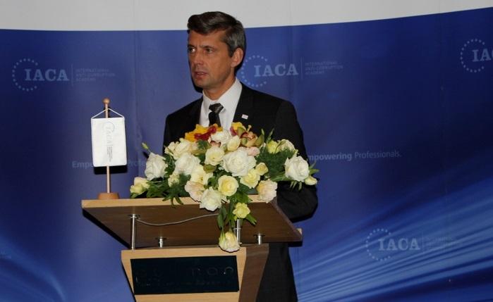 Participation du Maroc aux travaux de l'Académie internationale de lutte contre la corruption