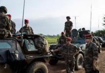 Opérations délicates de l'armée française en Centrafrique