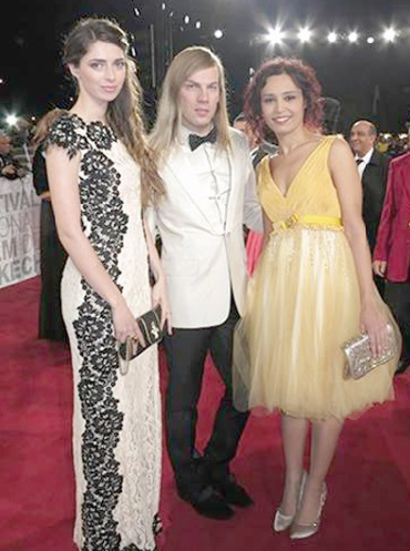 Le créateur de mode Christophe Guillarmé : Je caresse le rêve d'imaginer des robes pour le FIFM