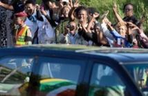 Mandela rendu à son peuple pour un dernier adieu
