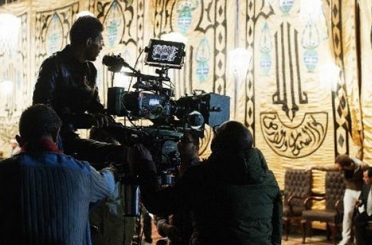 En Egypte, un vent révolutionnaire souffle sur les séries télévisées
