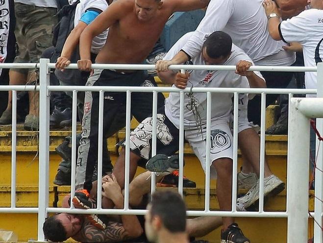 Au Brésil, les supporteurs violents pourraient être jugés sur place