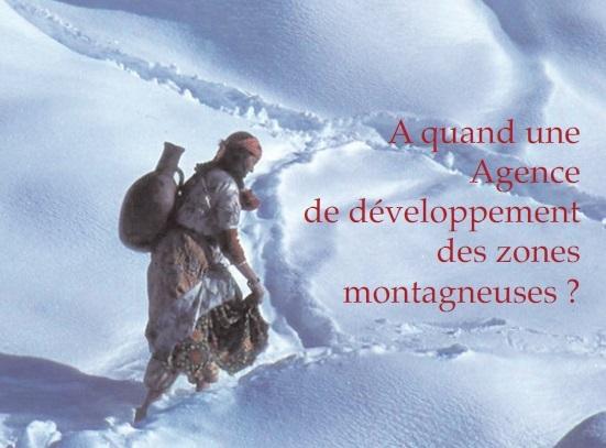 Froid et misère se liguent contre les habitants des montagnes