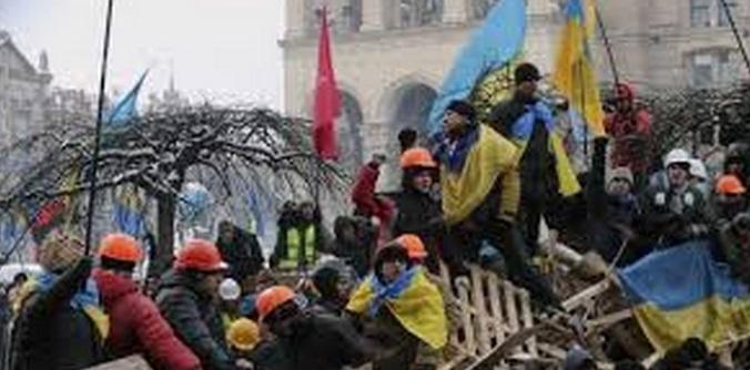 L'Ukraine en ébullition