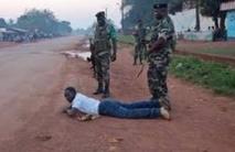 Tension extrême à Bangui