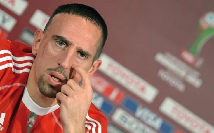 """Ribéry : """"Finir l'année en beauté"""""""