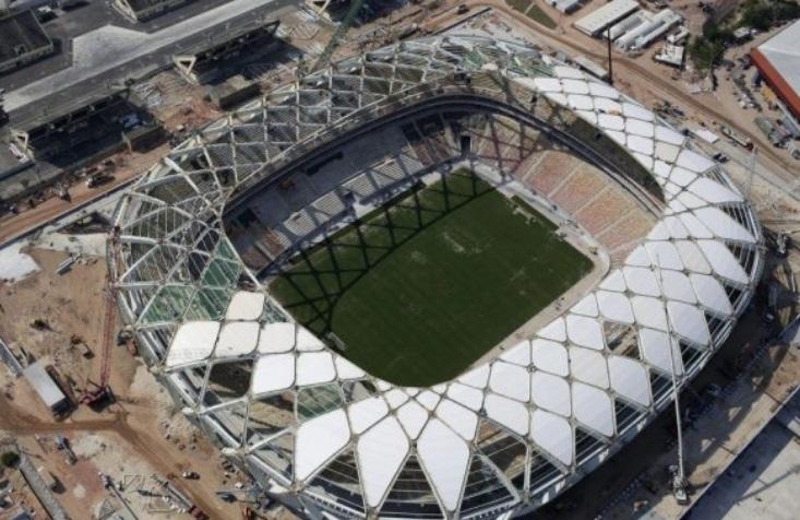Un procureur demande l'arrêt des travaux au stade de Manaus