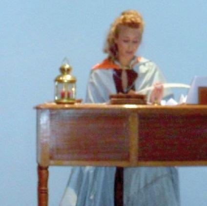 Les correspondances de Marie-Antoinette contées à la Villa des arts