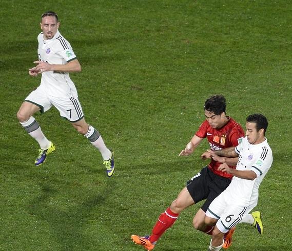 Le Bayern en finale sans faire dans le détail