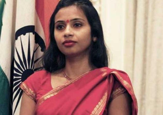 Arrestation d'une diplomate indienne aux Etats-Unis