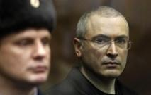 Vladimir Poutine a signé  la grâce de Khodorkovski