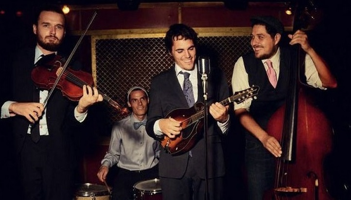 Le groupe américain Boston Boys en tournée au Maroc